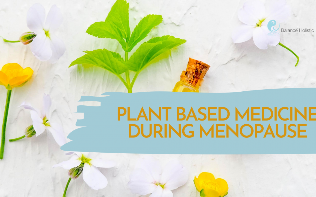 Plant based medicine during menopause